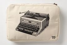 new typewriter / by Sergio Ripardo
