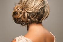 Wedding Hair  / by Kara Collinsworth