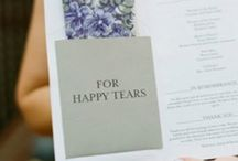 Wedding Programs / by invitesbyjen