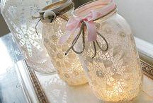 Ideas to tuck away.... / by Marlene Wall