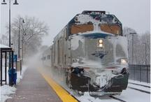 Amtrak Transit Around Town / by Amtrak Travels