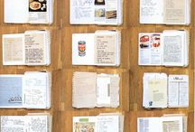 Crafts - Journal - Recipe *inspiration* / Hier pinnen we onze inspiratie voor de Recepten Journal die we gaan maken. Gelijk makkelijk met elkaar gedeeld ;) / by hinkeltje.com
