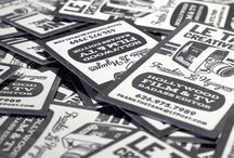 Business Cards / by Alfred Salazar