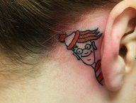 tattoo / by Heather Hutchinson