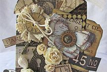 Vintage tags / by Deb Valder