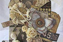 Vintage tags / by Deb Valder