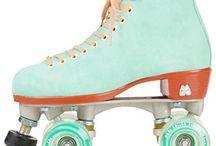 Roller skates / by Princess Of Equstria