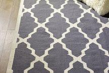 Area rugs / by Renee Friesz