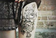 Tatts / by Tonya Stout