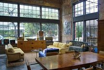 Warehouse Loft Living ~One Day~ / by Lisa Pelletier-Epstein