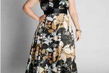 Outfits para mujeres con curvas  / by Vanu Maldonado