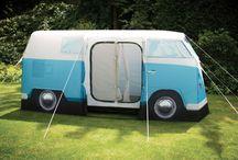 camper vans / by Lesley Earing