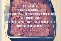 Healthy Recipes / by Caroline Scruggs