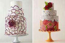 Cakes / by Callista Kramer