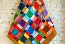 Quilts---Solids Only / by Sue Dodge