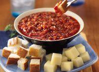 fondue / by Jennifer Hanley Kerns