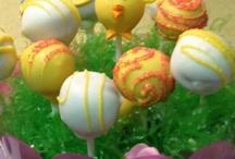 cake pop love / by Samantha McVie