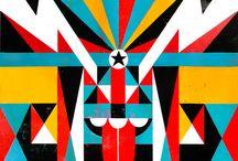 graphic design / creative graphic concepts. / by Marissa J