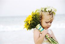 Flower Girl Power / Flower girl inspiration. / by IntimateWeddings.com