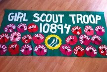 Girl Scouts / by Jessica Lothrop