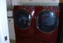 Laundry Re-Do COMPLETE! / by Karyn HW