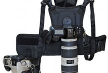Camera Straps, Cases, Bags / by CheesyCam