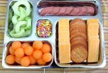 lunch ideas / by Heather Webb