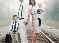 Family Foto Outfits-What to Wear / by Meredith Esarey