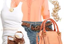 Summer/Spring Style / by Alicia Guiza
