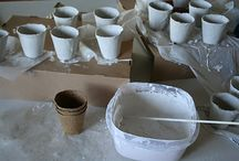 pots / by Candice Spence