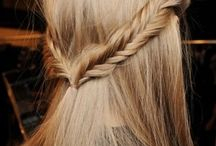 rapunzel rapunzel / hairstyles that I admire and may or may not attempt. / by Máirín Jen