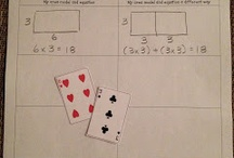 Teaching Math- Distributive Property / by Michelle Ownby White