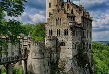 Castles / by Elaine Sever
