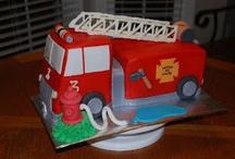 My Firefighting Obsession! / by McKenna Engel