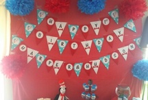 Pat & Fin's 1st Birthday! / by Emily Greenaway