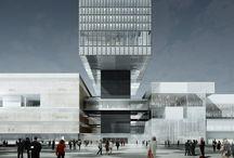Architecture / (arquitectura de la buena) / by machin candao (PINS)