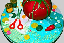 cakes / by Vashie Miller