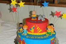 Finley's Birthday / by Rosa Rivero