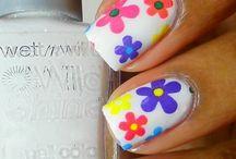 nails / by Robinlynne Rodriguez-Mackey