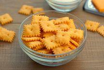 Snacks / by Erin (Texanerin Baking)
