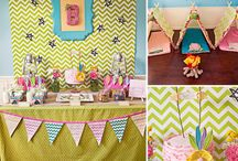 Kids Party Themes / by Barnheat