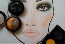 Beauty Face Charts / by Happy Locks