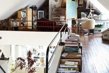 Finished Attics and Basements / by Alexis Baich