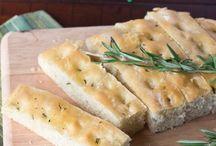 Foodie ~ Breads / by Heather-Lynn O'Mara