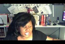 My Crazy, Quarky, Spontaneous Side / by Author Yolanda Johnson-Bryant