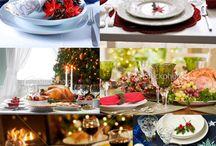 Christmas eve dinners / by Deb Wabnitz