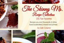 SKINNEY MS. RECIPES / by Shanon Wagner