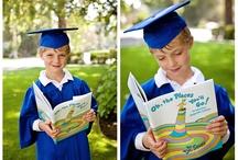 Kindergarten graduation / by Elizabeth Vernon