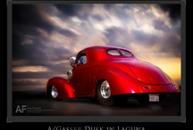 Cars and Motorcycles / by Lyn Stephenson
