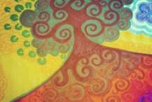 Enjoyable Art / Digital, Marcadores, Oleo y Acrilico / by Mayger Zerpa de Ibarra